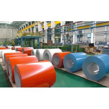 Dünne Dicke (0,14 mm - 0,8 mm) PPGI/Stahl Spule/Dach Stahl/Farbe beschichtet Stahl-Coils