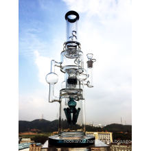 Wholesale Febarge Egg Recycler Glass Pipe