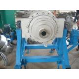 High efficient Plastic Extrusion Equipment , PVC Pipe Machi