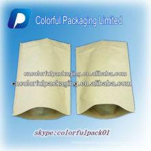 Drucken oder klar Tea Kraftpapier Tasche ausgekleidet Folie mit bestem Material
