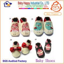 Shenzhen barato esportes sapatos casuais de bebê