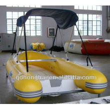 Лодка надувная моторная 4person CE ребра