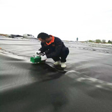 Бестселлер геомембраны HDPE для очистки сточных вод