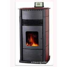 Real Flame Cast Iron Wood Pellet Stove (AK-1) 9kw