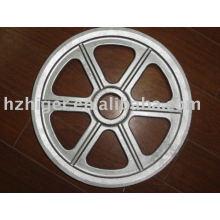 custom made sand casting aluminum wheel