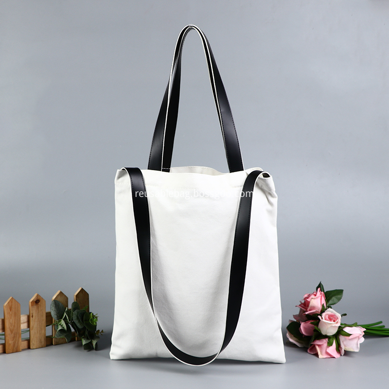 Heavy Cotton Shopping Carry Bags