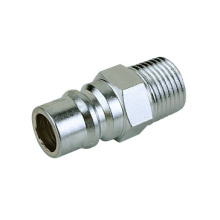 MASS FLOW MALE THREAD QUICK COUPLER 1 INCH PLUG