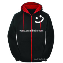 Winter thick cotton hoodie OEM hoodie for christmas sale