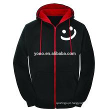 Hoodie grosso do OEM do hoodie do algodão do inverno para a venda do Natal