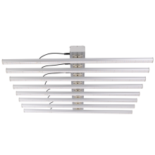 Alto espectro de luzes LED para cultivo de alto PPFD