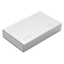 ORICO 8TB 5 GB de caixa de disco rígido de 3,5 polegadas com controlador JMS SATA 3.0
