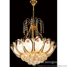 traditional beautiful crystal light,large pendant lamp shades