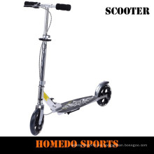 200 mm big two wheel adult scooter para vender barato