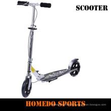 200 mm grande scooter adulto de duas rodas para venda barata
