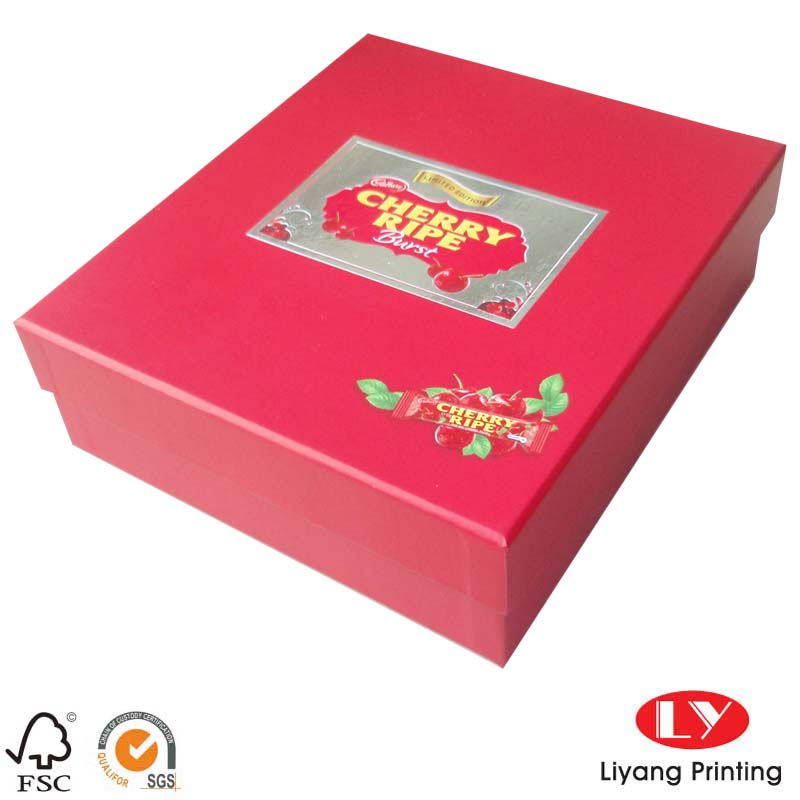Custom Packaging Cardboard Box LY17031403-050603