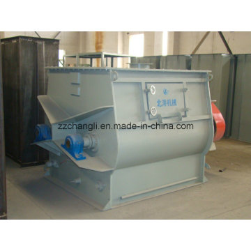 Paddle Mixer, Coulter Mixer with Dry Mortar