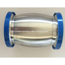 38mm 304 Sanitary Stainless Steel Ball Type Tri Clamp Check Valve for Milk
