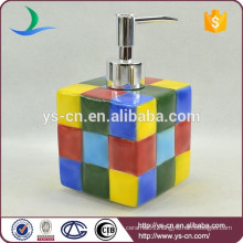modern Rubik's Cube liquid soap dispenser