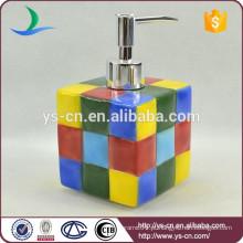 Moderno Rubik's Cube dispensador de sabonete líquido