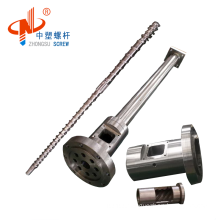 38CrMoAla Alloy Steel Screw And Barrel For PPR pipe Extrusion Machine