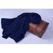 Châle tricoté en cachemire haut de gamme pour l'hiver CS15081302L