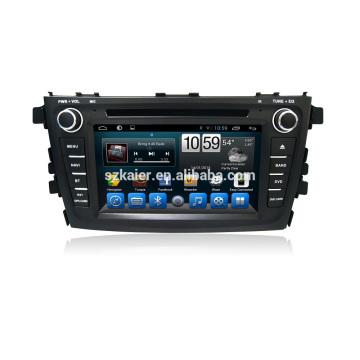 Best price 2din 7'' Touch Screen Suzuki Alto/Celerio 2015 2016 Car dvd player Navigator with Wifi BT Radio GPS