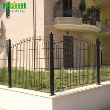 PVC+Coated+Welded+Double+Horizontal+Wire+Prestige+Fence