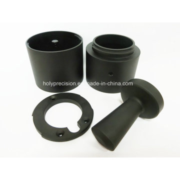 Precision Turning Parts for Derlin/ABS/PVC/PE Plastic Parts