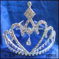 Ретро-китайская традиционная тиара тиары короны