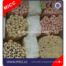 Alrededor del 95% Exterior 6 mm Longitud 80 mm Cuentas de cerámica de aislamiento