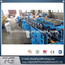 China-Hersteller Kabelrinne Rollenformmaschine Preise erreicht Qualitätskontrolle Standards