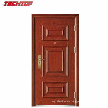 TPS-118 High Quality Outside Opening 2 Sides Different Steel Doors