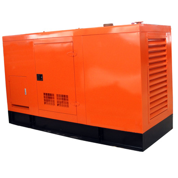 64 KW industry used soundproof generator for sale