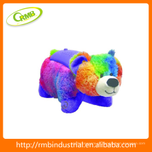Panda Projetor Brinquedo Luz, Animal Plush Brinquedos Luz Noite