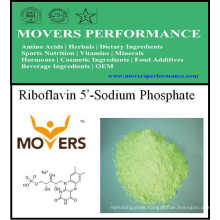 Hot Sell Vitamin Riboflavin 5′-Sodium Phosphate