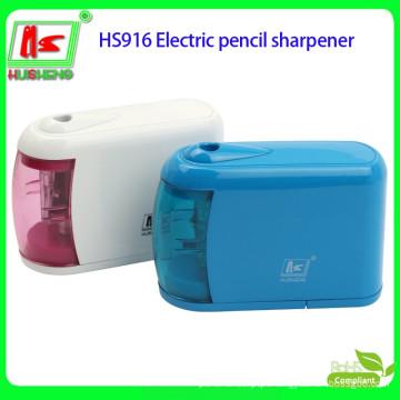 Apontador de lápis eletrônico personalizado para escola