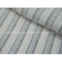Yarn Dyed Jacquard Fabric Polyester/Cotton for Garment (005)