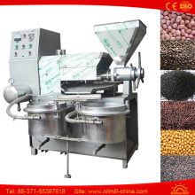 Ce Quality Soybean Corn Germ Peanut Sunflower Oil Making Machine