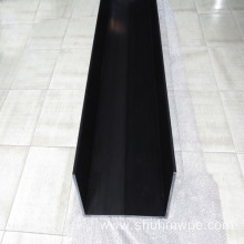 UHMWPE extrusion profile