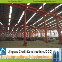 Stahlkonstruktion Factory Workshop