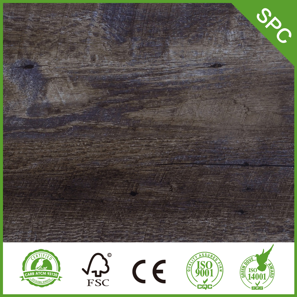 Spc Floor for Sale with Cork