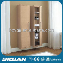 Melamine Tall Furniture Living Room Side Cabinet High End Thin Side Storage Cabinet