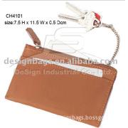 Zip Wallet Key Chain