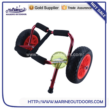 Hot item fishing kayak trolley from alibaba china supplier wholesales