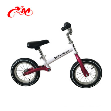 Good quality cheap feet power balance bike kids/Wholesale best balance bike aluminium /EN71 CE capproved Yimei OEM 12 inch bike