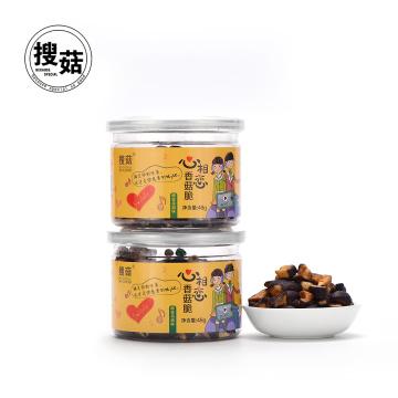 Low price VF dried mushroom chips