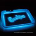 Bar Kunststoff leuchtende wiederaufladbare LED Vapers Tray verwendet
