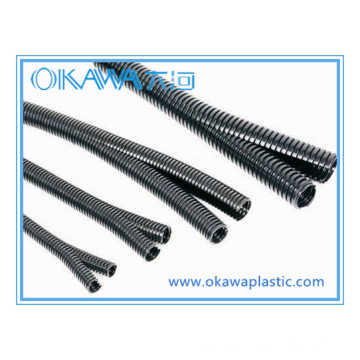 Slotted PE Corrugated Tube for Cable Wire Protection