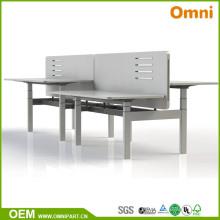 Nueva mesa ajustable en altura con Workstaton