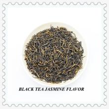 Certified Premium Jasmine Flowery Black Tea Loose Leaf Tea EU Complaint Organic Stand for USA (NO. 1)